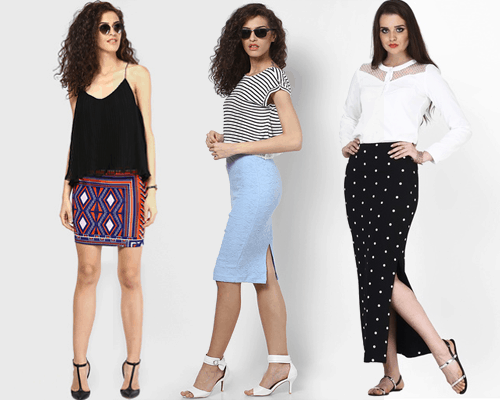 skirts for every body type Hourglass
