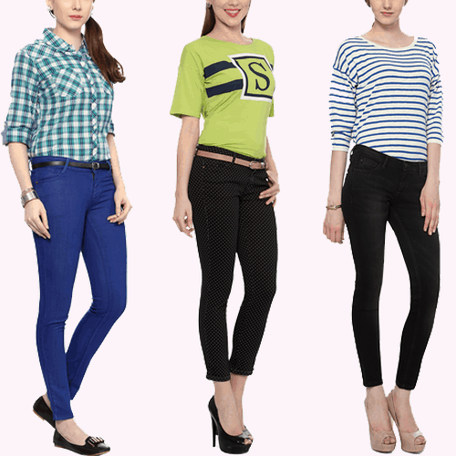 work clothes for women Jeans