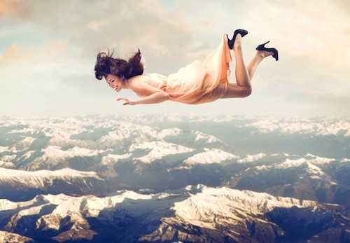 what dreams mean flying