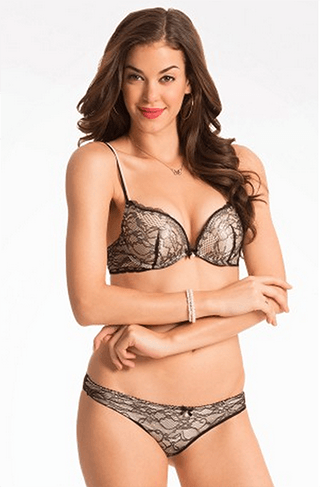 lingerie for your first time