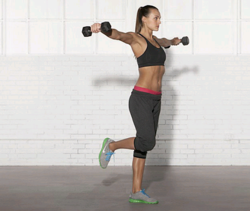 exercises for toned arms