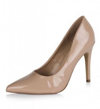 1 nude shoes