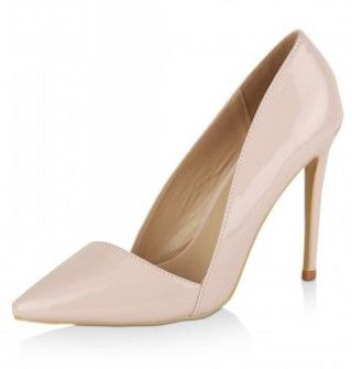3 nude shoes