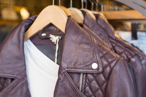 how to take care of a leather jacket