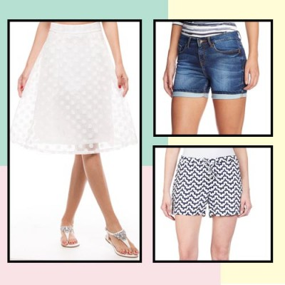 What to wear on a beach holiday shorts