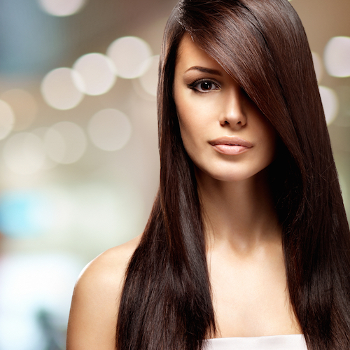 how to air-dry your hair