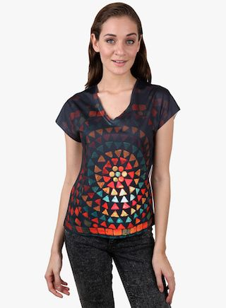 5- graphic tees