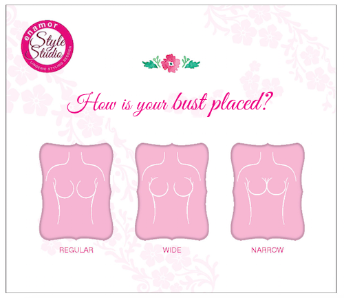 how to correctly measure your bra size. 3