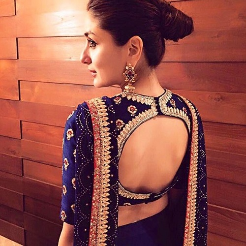 7 blouse designs for shaadi