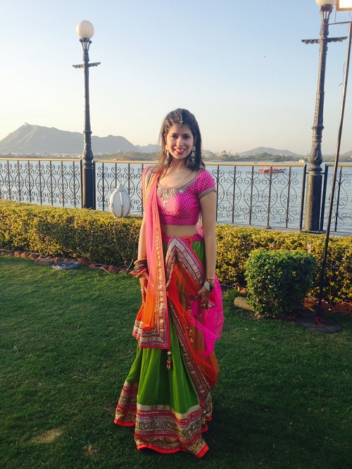 Wedding guest style4