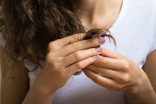 why your hair is not growing