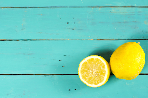 home remedies for stretch marks lemons