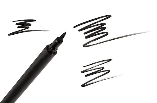 different type of eyeliners