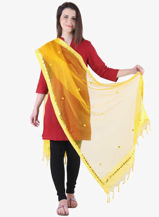 Dupattas That Go With Everything