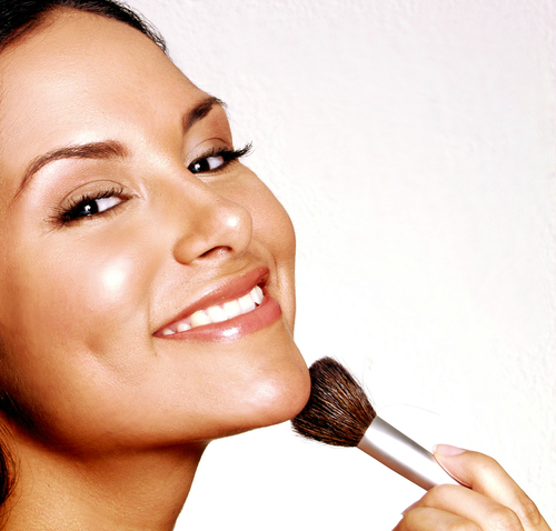 makeup for acne prone skin 1