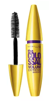 04 Maybelline New York The Colossal Volum Express Mascara