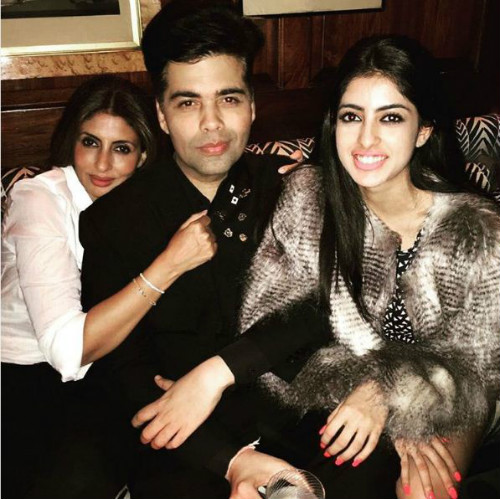 Karan Johar gave a grand party