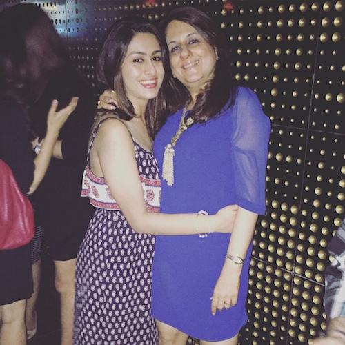 priyanka ghura mom - beauty tips from their mothers