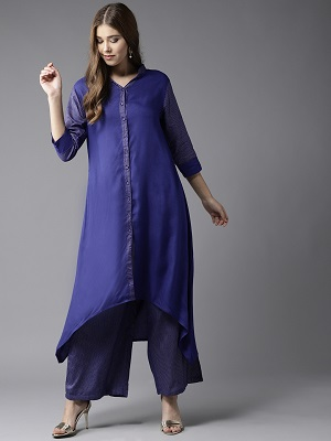 solid-blue-indian-outfits-that-make-you-look-tall
