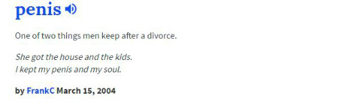 1 Urban Dictionary definitions