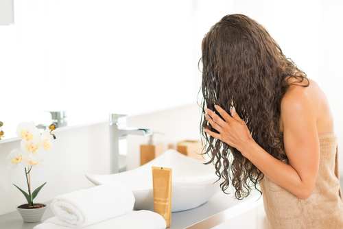 1 taming on your hair without heat and products