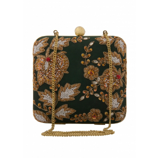2 clutches to carry to wedding