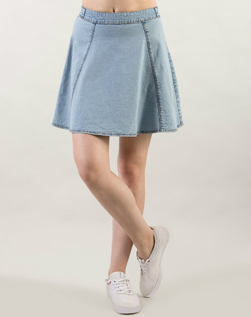 2 mini skirts for girls with bigger thighs
