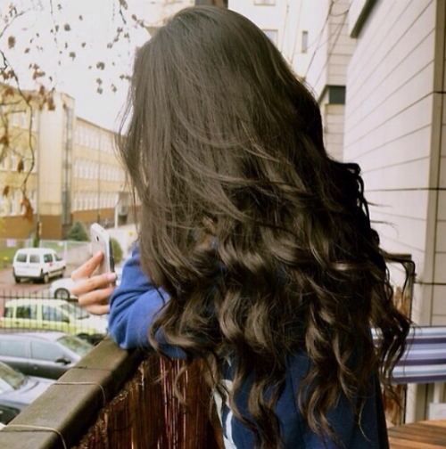 3 easy hairstyles for long hair