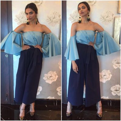 Deepika-Padukone-Hairstyle-The-Ever-So-Special-Dinner-Date