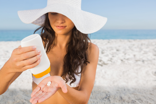 6 skin care tips for the beach