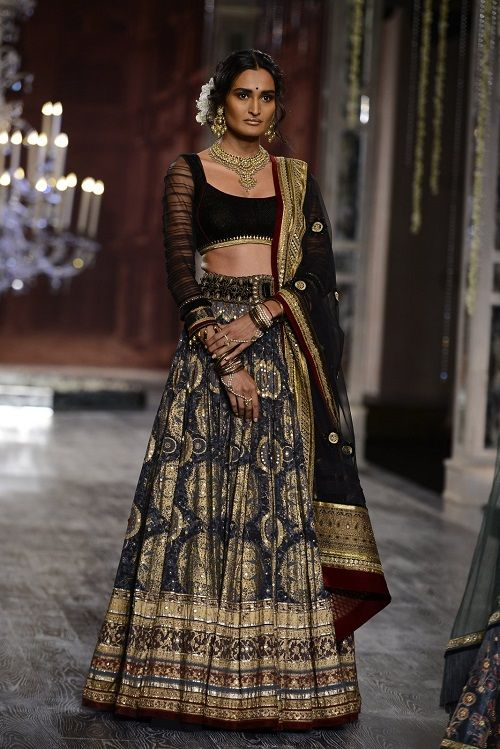 3 Lehengas From Couture Week