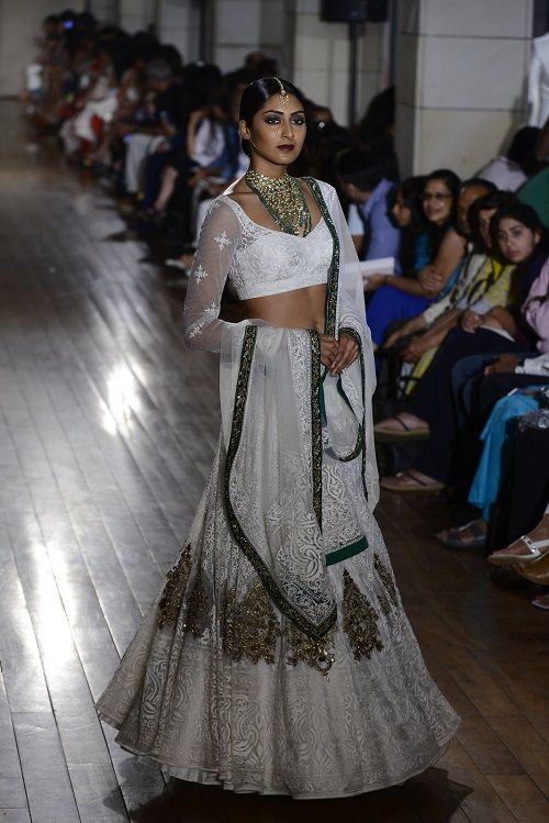 5 Lehengas From Couture Week