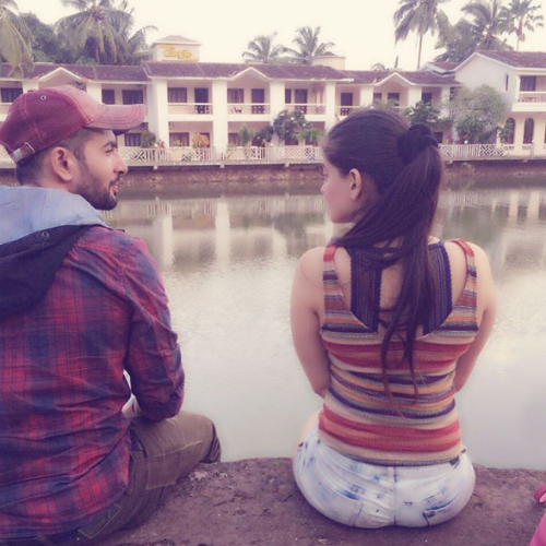 5 pictures of jay and mahhi