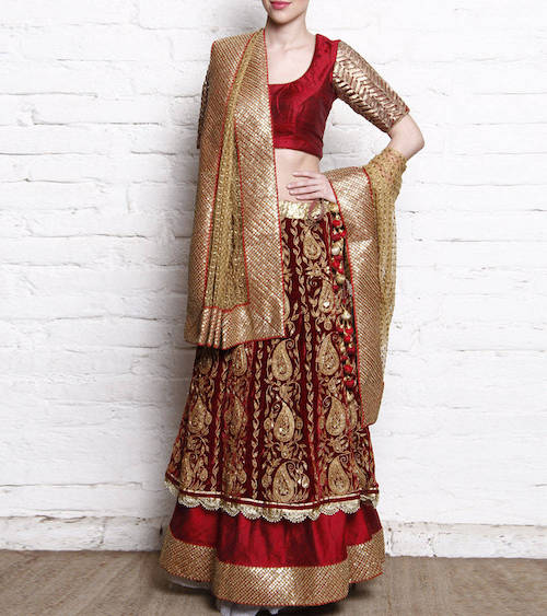 6 traditional embroideries of India