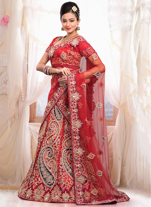 7 traditional embroideries of India
