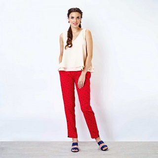 13. comfy pants for your period
