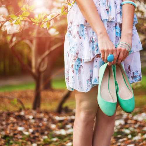 2 fashion items to save for - flats