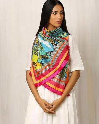 1 stoles to keep you warm and stylish