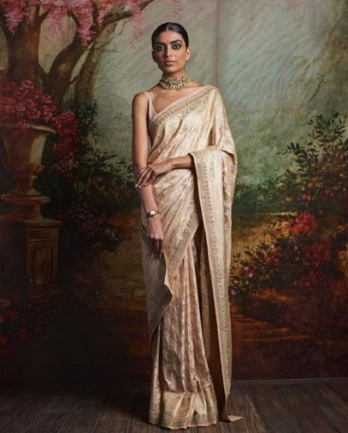1 types of sarees in india