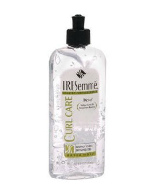 10 curly hair - TRESemme Curl Care Gel