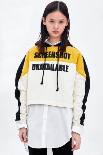 29-winter-dresses-for-women-CROPPED-SWEATSHIRT-WITH-SLOGAN