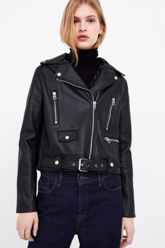 3-winter-dresses-for-women-FAUX-LEATHER-JACKET-WITH-ZIPS