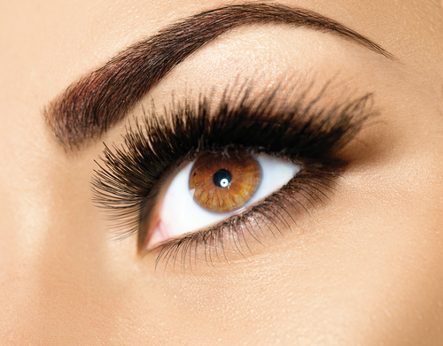 4. eyebrow threading