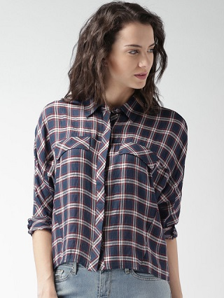 6 shirts for women under rs 1000