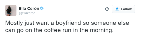 7 tweets about boyfriends
