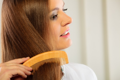 8 how to keep long hair from getting tangled
