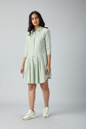sagegreen-pleated-shirt-dress-5bb45713d145f