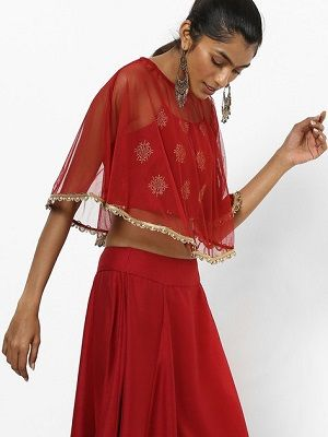 sheer-madness-Saree-blouse-alternative