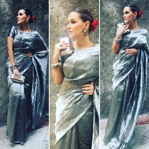 11 how to style a saree