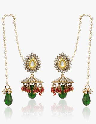 11 types of ethnic earrings